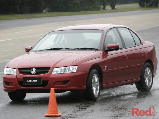 2006 Holden Commodore Acclaim VZ MY06
