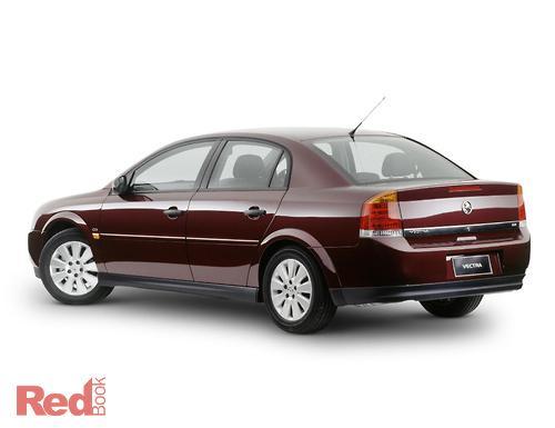 Vectra Sedan CD