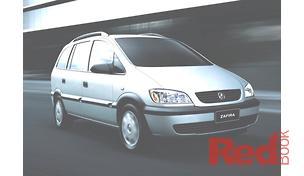 Zafira TT Wagon