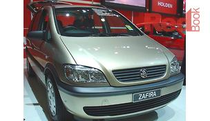 Zafira Wagon