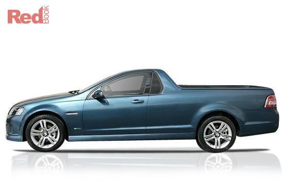 2009 Holden UTE SV6 VE