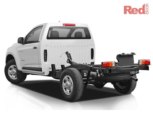 Colorado RG Cab Chassis Single Cab DX