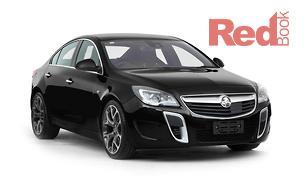 Holden Insignia VXR