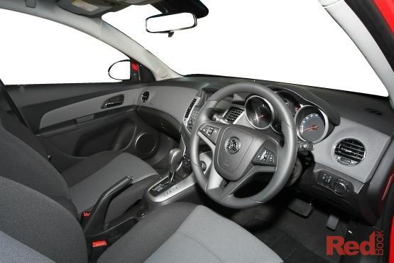 2011 Holden Cruze CD JG