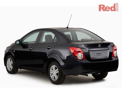 Holden Barina CD