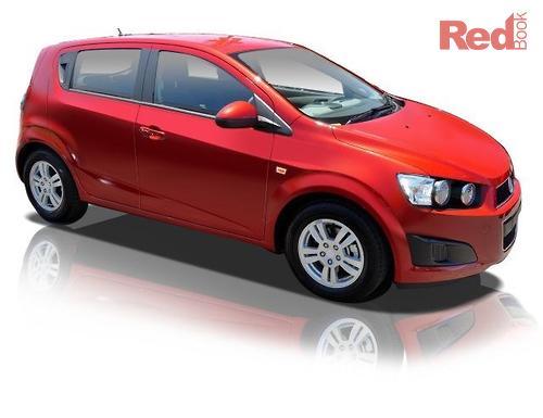 HOLDEN Barina 2011 - TM, Hatchback 5dr Man 5sp 1 6i | How Safe Is