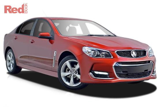 2015 Holden Commodore SV6 VF Series II MY16