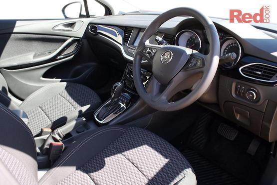 2017 Holden Astra BK MY17