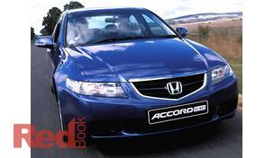 HONDA Accord Euro 2004 - CL Sedan 4dr Man 6sp 2 4i | How