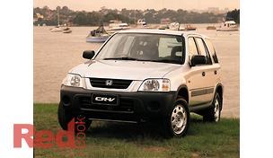 CR-V Wagon