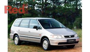 Odyssey 1st Gen Wagon