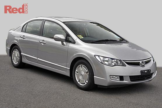 Civic 8th Gen MY07 Sedan Hybrid