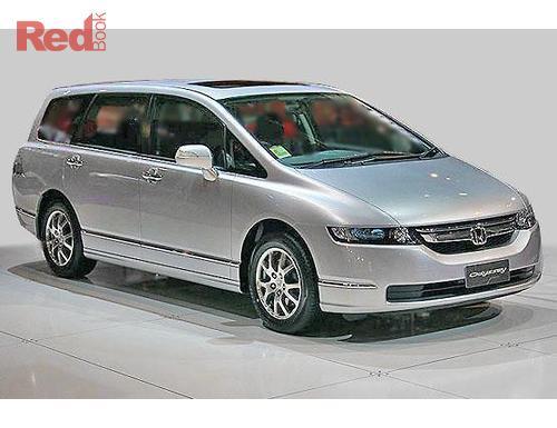 Odyssey 3rd Gen MY07 Wagon Luxury