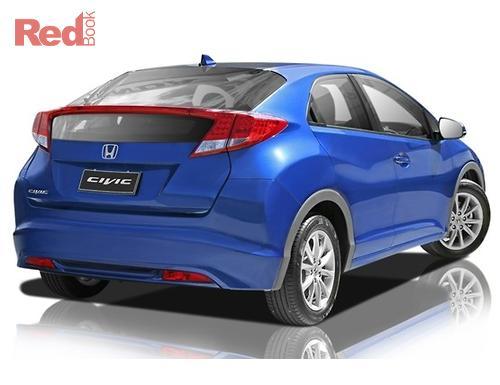 Civic 9th Gen Hatchback VTi-S
