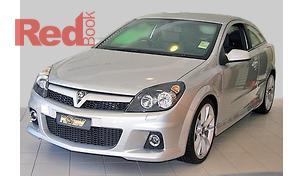 Vxr AH MY06.5 Coupe