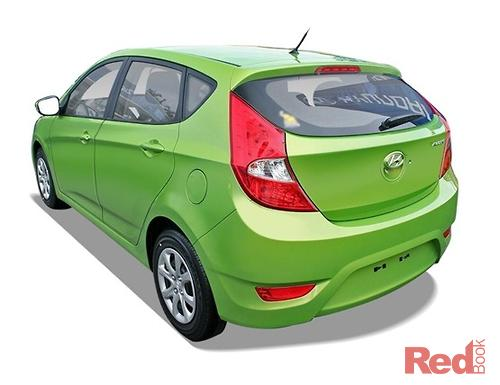 Accent RB Hatchback Active