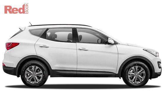 2012 Hyundai Santa FE Active DM MY13
