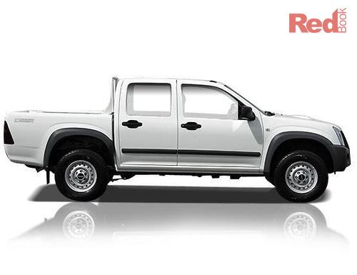 D-Max Cab Chassis Dual Cab SX