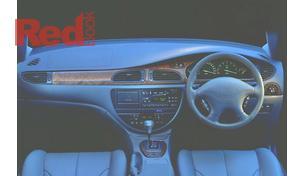 S-Type Sedan
