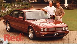 XJR X300 Sedan Super Charged