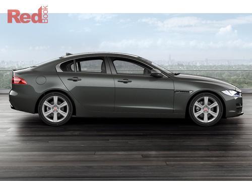 Jaguar XE 20d Prestige