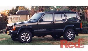 Cherokee XJ Wagon Classic