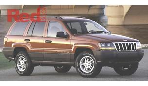 Grand Cherokee Wagon Laredo