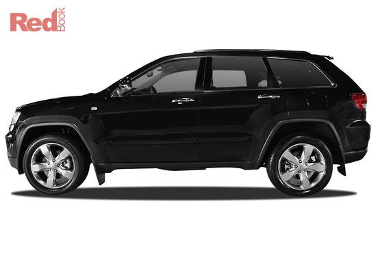 2013 Jeep Grand Cherokee WK MY13 Limited Wagon 5dr Spts Auto 5sp 4x4 3.0DT