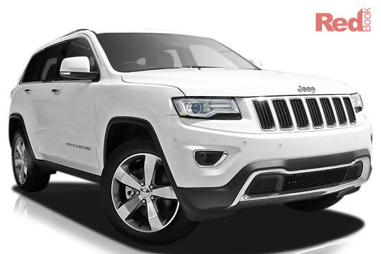 2015 Jeep Grand Cherokee WK MY15 Limited Wagon 5dr Spts Auto 8sp 4x4 3.0DT