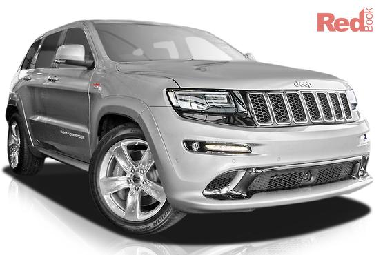 2014 Jeep Grand Cherokee SRT WK MY14