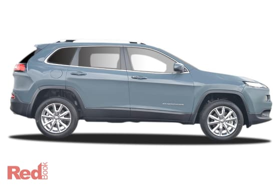 2015 Jeep Cherokee KL MY15 Limited Wagon 5dr Spts Auto 9sp 4x4 2.0DT