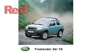 Freelander Softtop