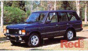Range Rover Wagon Classic