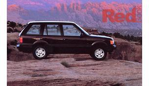 Range Rover P38A Wagon SE