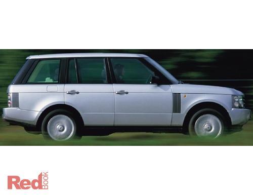 Range Rover Wagon SE