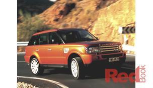 Range Rover Sport L320 06MY Wagon TdV6