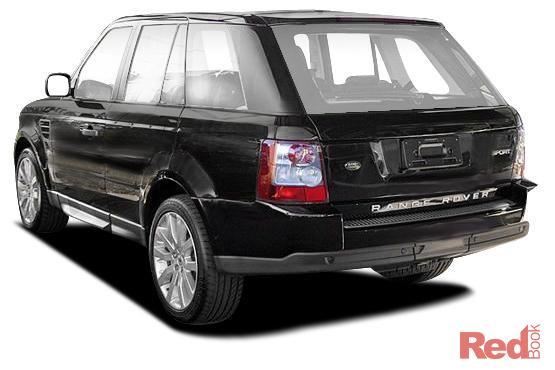 2009 Land Rover Range Rover Sport TDV6 L320 MY09