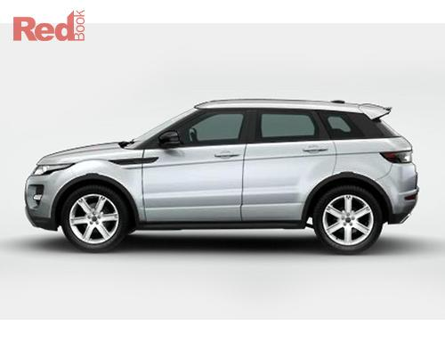 Evoque Dynamic 2011 Wagon Side