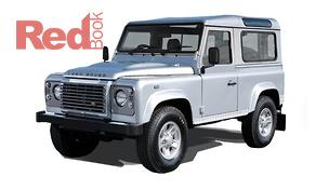Defender 90 2011 Wagon Front