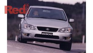 IS300 Sedan Sports