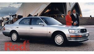 LS400 UCF20R Sedan