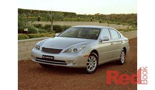 ES300 MCV30R MY05 Sedan