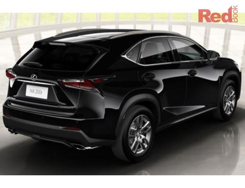 NX200t Luxury 2WD 2014 r1
