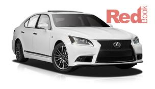 Lexus LS LS600h F Sport