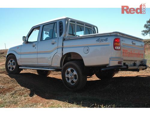 Pik-Up 2007 Dual Cab 4x4 with Optional Alloy Wheels