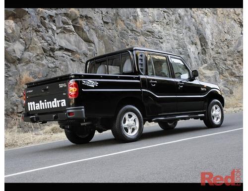 mahi pik-up 2009 Ute Dcab 4x4 r1