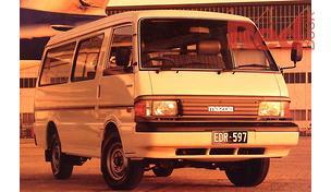 E2000 2000 Van