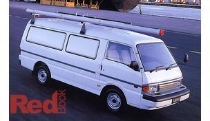 E2500 2500 Van Deluxe