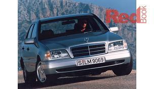 C200 W202 Sedan