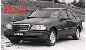 C250D W202 Sedan